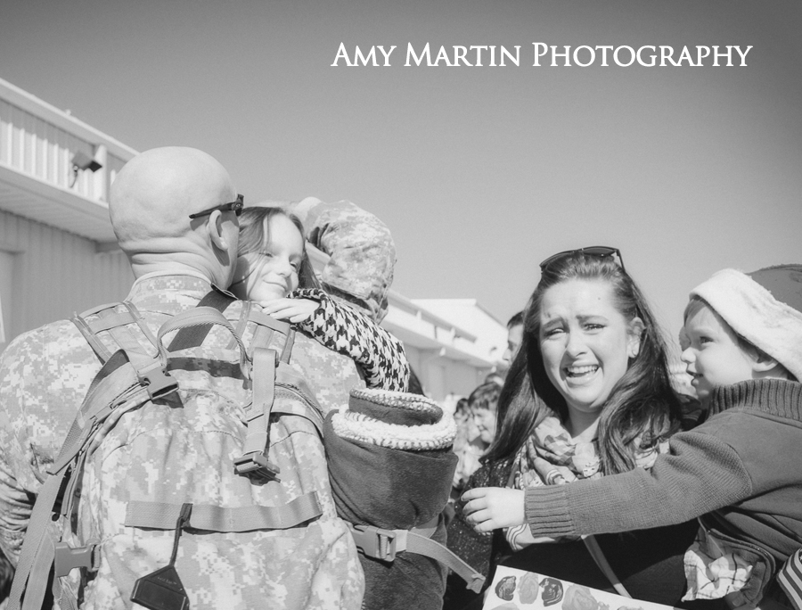 military homecoming photographer louisiana
