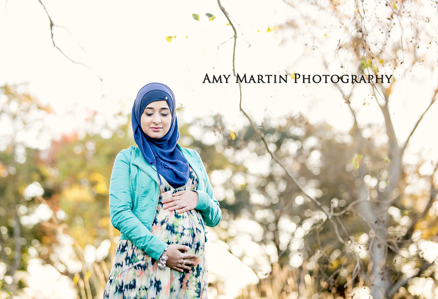 Baton Rouge Maternity Photographer Muslim