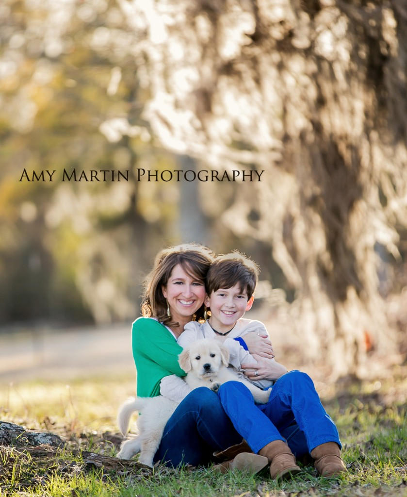 South Louisiana portrait photographer
