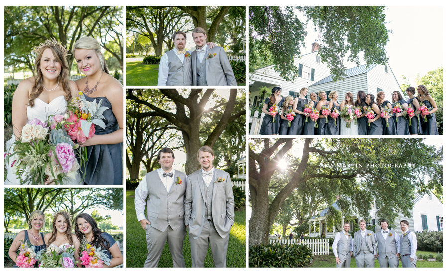 louisiana plantation wedding photography