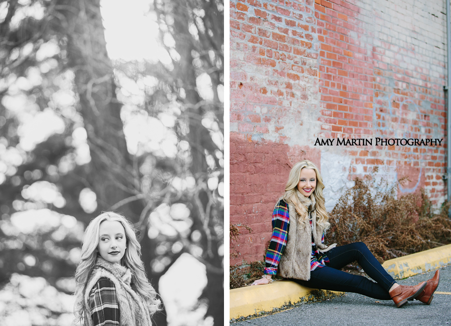 Louisiana Senior portrait photographer