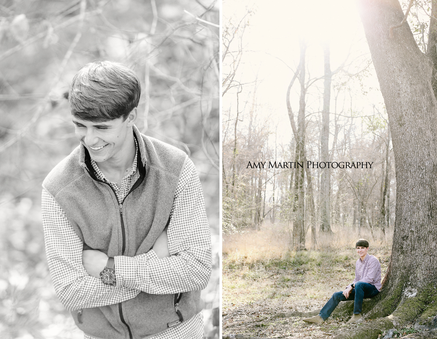 Natural outdoor Senior portaits Zachary Louisiana