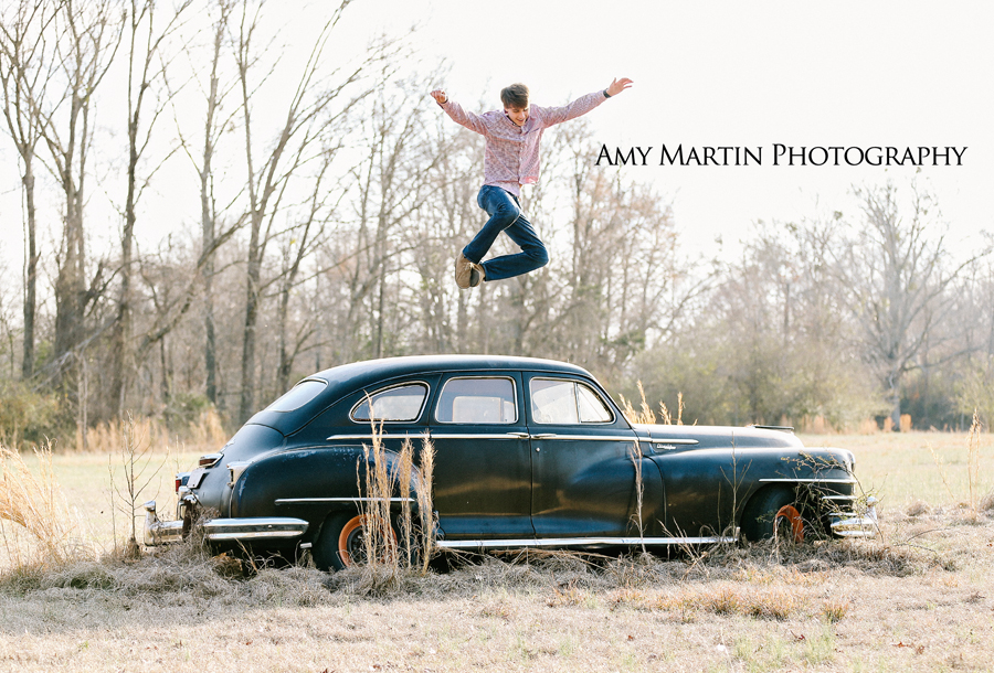 Senior portrait photography Louisiana
