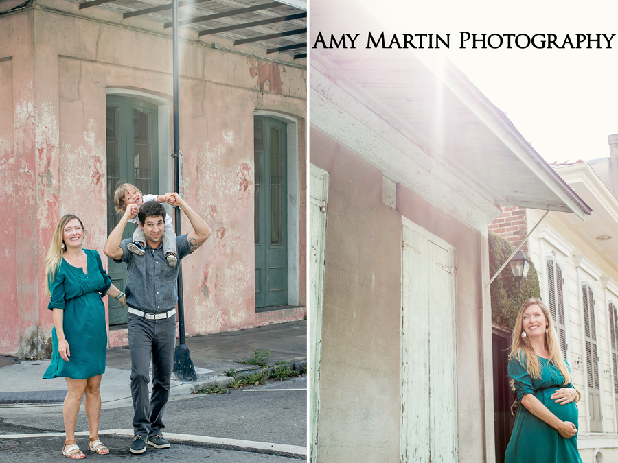 French Quarter Family Portraits