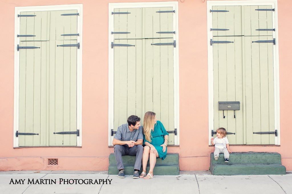 New Orleans family portrait photographers