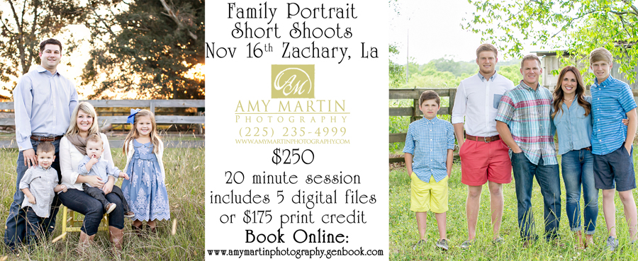 Zachary Louisiana Photographer